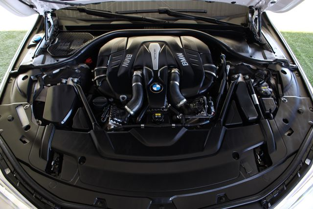 2017 BMW 750i RWD - M SPORT, EXECUTIVE & DRIVER PLUS II PKGS! Mooresville , NC 143