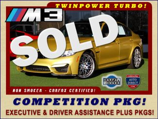 2017 BMW M Models M3- COMPETITION, DRIVER ASSIST & EXECUTIVE PKGS! Mooresville , NC