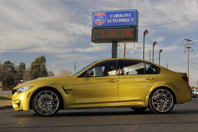 2017 BMW M Models M3- COMPETITION, DRIVER ASSIST & EXECUTIVE PKGS! Mooresville , NC 23