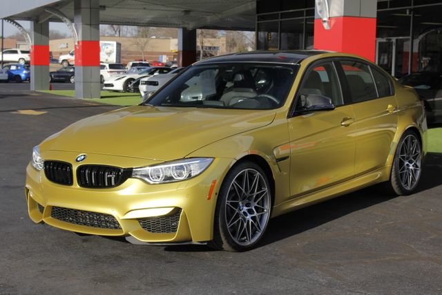 2017 BMW M Models M3- COMPETITION, DRIVER ASSIST & EXECUTIVE PKGS! Mooresville , NC 25