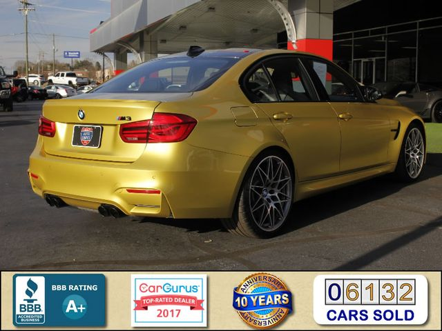2017 BMW M Models M3- COMPETITION, DRIVER ASSIST & EXECUTIVE PKGS! Mooresville , NC 2