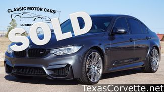 2017 BMW M3 in Lubbock Texas