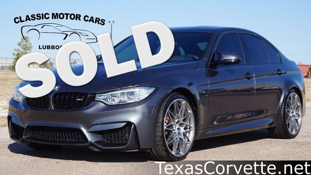 2017 BMW M3 Competition | Lubbock, Texas | Classic Motor Cars