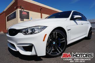 2017 BMW M3 Sedan 6 Speed Manual | MESA, AZ | JBA MOTORS in Mesa AZ