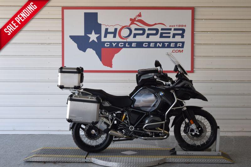 2017 BMW R1200GS Adventure   city TX  Hopper Cycle Center  in , TX