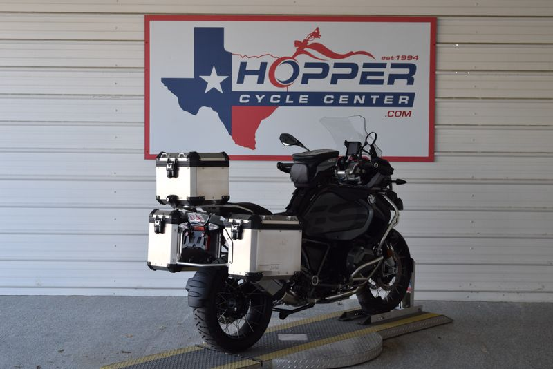 2017 BMW R1200GS Adventure   city TX  Hoppers Cycles  in , TX