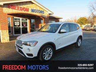 2017 BMW X3 sDrive28i | Abilene, Texas | Freedom Motors  in Abilene,Tx Texas