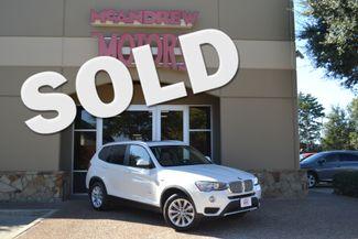 2017 BMW X3 sDrive28i LOW MILES | Arlington, Texas | McAndrew Motors in Arlington, TX Texas