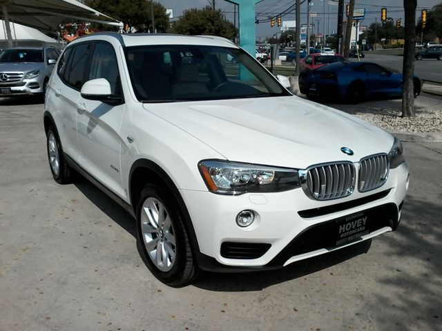 2017 BMW X3 sDrive28i San Antonio, Texas 1