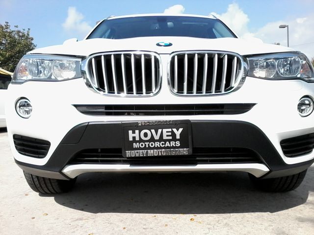 2017 BMW X3 sDrive28i San Antonio, Texas 3