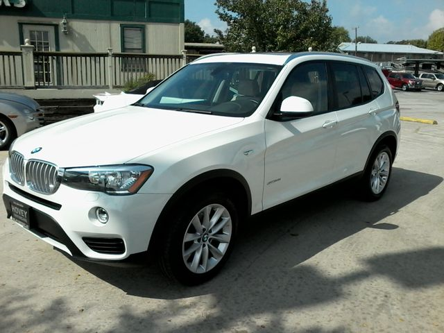 2017 BMW X3 sDrive28i San Antonio, Texas 4