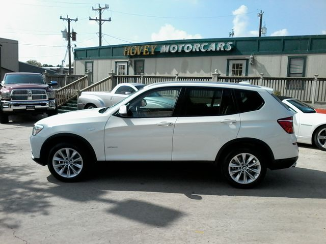 2017 BMW X3 sDrive28i San Antonio, Texas 5