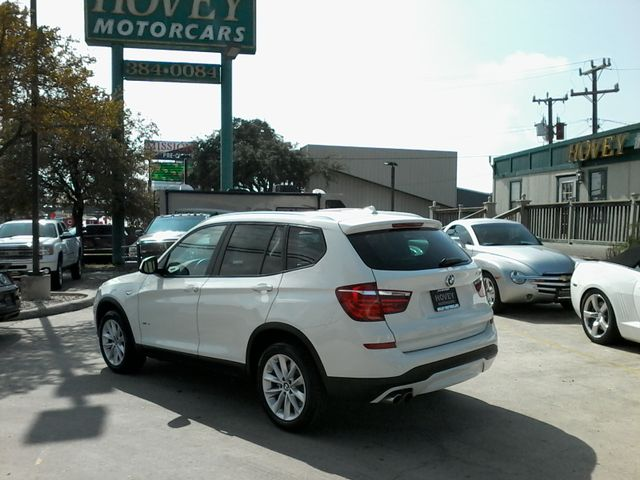 2017 BMW X3 sDrive28i San Antonio, Texas 6