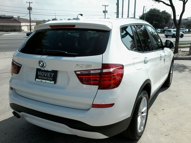2017 BMW X3 sDrive28i San Antonio, Texas 8