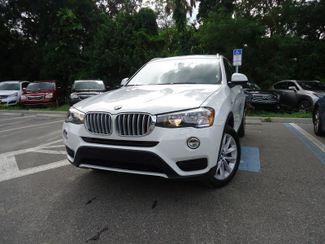 2017 BMW X3 sDrive28i SDRIVE28I SEFFNER, Florida