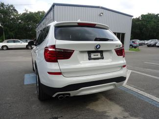 2017 BMW X3 sDrive28i SDRIVE28I SEFFNER, Florida 10