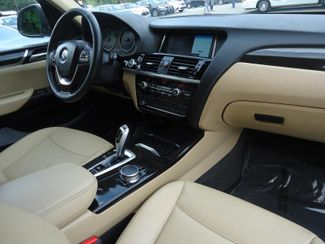2017 BMW X3 sDrive28i SDRIVE28I SEFFNER, Florida 16