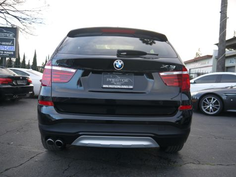 2017 BMW X3 xDrive28i ALL WHEEL DRIVE--GREAT MPG  in Campbell, CA