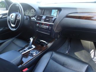 2017 BMW X3 xDrive28i XDRIVE28I ALL WHEEL DRIVE. PANORAMIC. NAVI SEFFNER, Florida 16