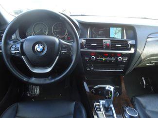 2017 BMW X3 xDrive28i XDRIVE28I ALL WHEEL DRIVE. PANORAMIC. NAVI SEFFNER, Florida 22