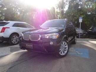 2017 BMW X3 xDrive28i XDRIVE28I ALL WHEEL DRIVE. PANORAMIC. NAVI SEFFNER, Florida 5