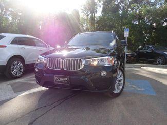 2017 BMW X3 xDrive28i XDRIVE28I ALL WHEEL DRIVE. PANORAMIC. NAVI SEFFNER, Florida 6