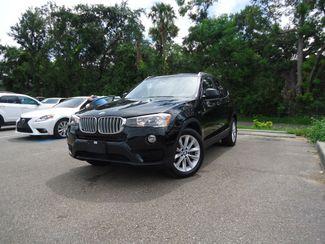 2017 BMW X3 xDrive28i XDRIVE28I SEFFNER, Florida 7