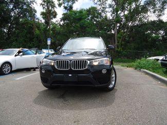 2017 BMW X3 xDrive28i XDRIVE28I SEFFNER, Florida 8