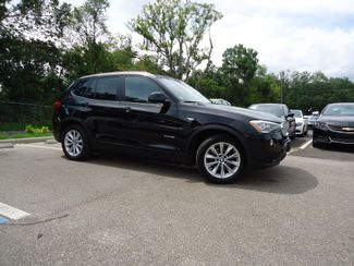 2017 BMW X3 xDrive28i XDRIVE28I SEFFNER, Florida 9