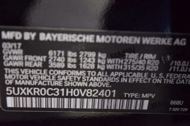 2017 BMW X5 xDrive35i xDrive35i Richmond Hill, New York 26