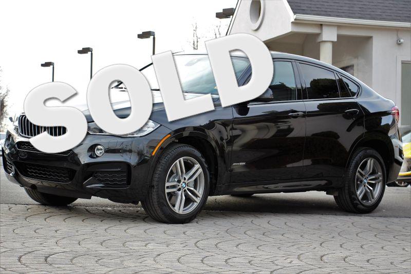 2017 BMW X6 xDrive 50i M Sport PKG in Alexandria VA