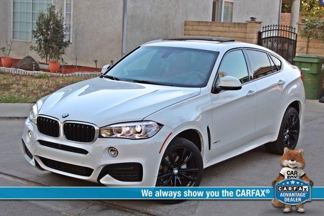 "2017 BMW X6 sDrive 35i sDrive35i M-SPORT PKG 20"" ALLOY WHLS Woodland Hills, CA 0"