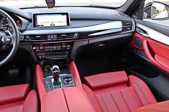 "2017 BMW X6 sDrive 35i sDrive35i M-SPORT PKG 20"" ALLOY WHLS Woodland Hills, CA 21"