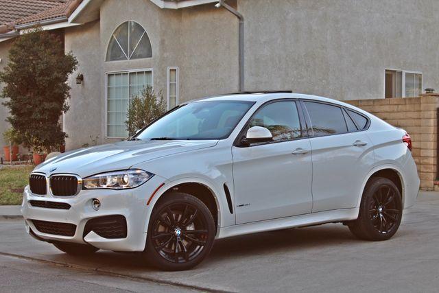 "2017 BMW X6 sDrive 35i sDrive35i M-SPORT PKG 20"" ALLOY WHLS Woodland Hills, CA 30"