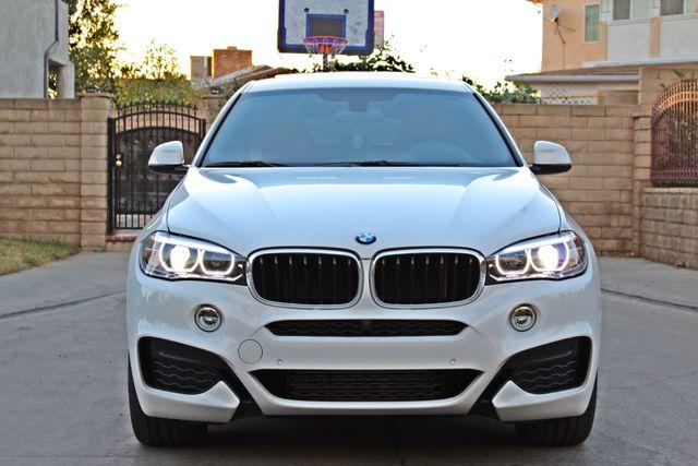 "2017 BMW X6 sDrive 35i sDrive35i M-SPORT PKG 20"" ALLOY WHLS Woodland Hills, CA 9"