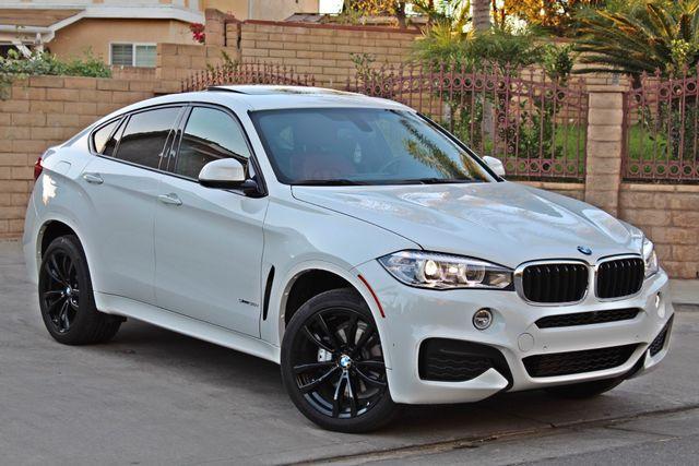 "2017 BMW X6 sDrive 35i sDrive35i M-SPORT PKG 20"" ALLOY WHLS Woodland Hills, CA 29"