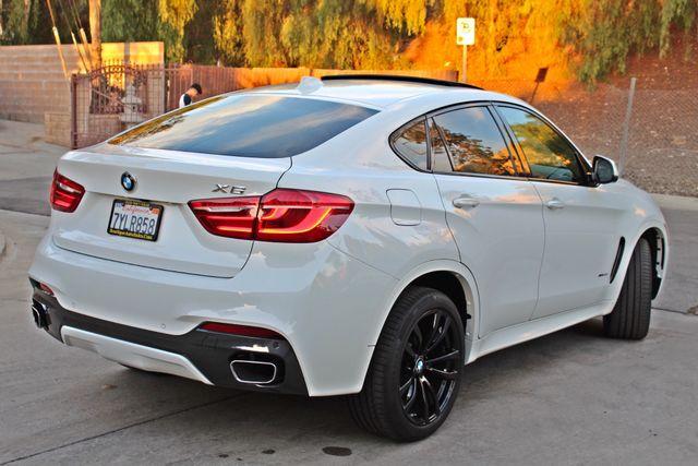 "2017 BMW X6 sDrive 35i sDrive35i M-SPORT PKG 20"" ALLOY WHLS Woodland Hills, CA 5"