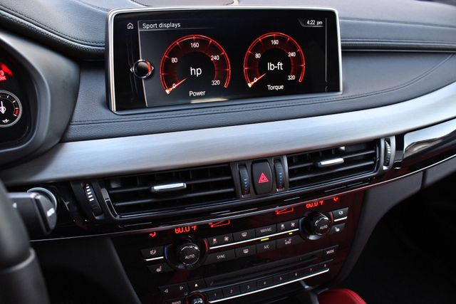 "2017 BMW X6 sDrive 35i sDrive35i M-SPORT PKG 20"" ALLOY WHLS Woodland Hills, CA 17"