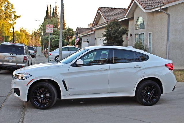 "2017 BMW X6 sDrive 35i sDrive35i M-SPORT PKG 20"" ALLOY WHLS Woodland Hills, CA 2"