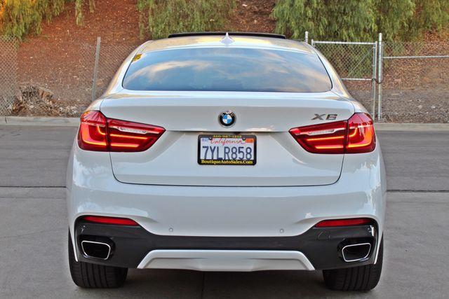 "2017 BMW X6 sDrive 35i sDrive35i M-SPORT PKG 20"" ALLOY WHLS Woodland Hills, CA 4"