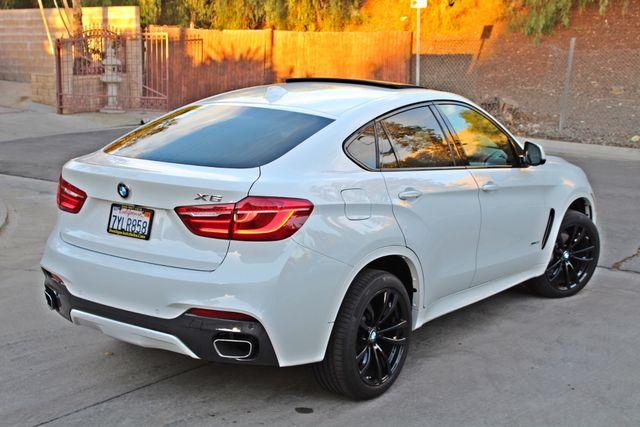 "2017 BMW X6 sDrive 35i sDrive35i M-SPORT PKG 20"" ALLOY WHLS Woodland Hills, CA 11"