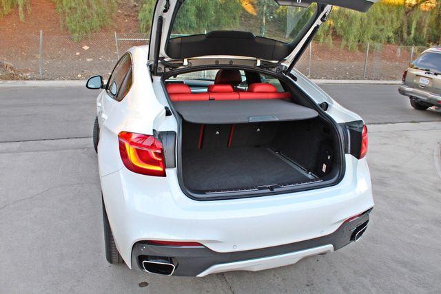 "2017 BMW X6 sDrive 35i sDrive35i M-SPORT PKG 20"" ALLOY WHLS Woodland Hills, CA 13"