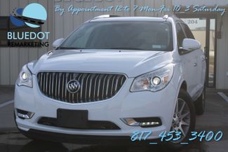 2017 Buick Enclave Leather   DUAL ROOF-XENON- in Mansfield, TX