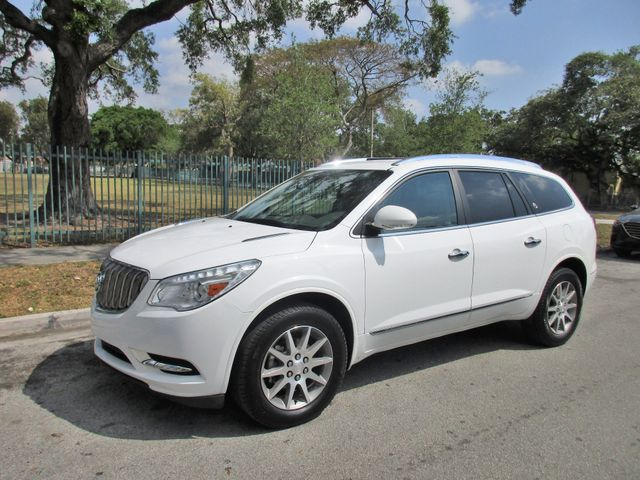 2017 Buick Enclave Leather Come and visit us at oceanautosalescom for our expanded inventoryThis
