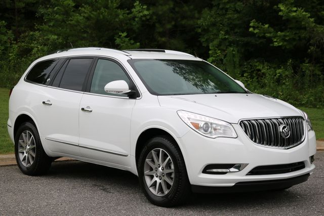 2017 Buick Enclave Leather Mooresville, North Carolina 0