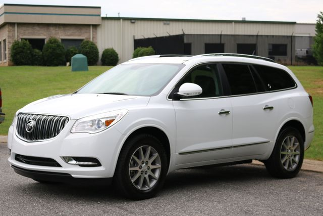 2017 Buick Enclave Leather Mooresville, North Carolina 2