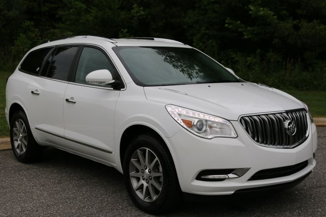 2017 Buick Enclave Leather Mooresville, North Carolina 76