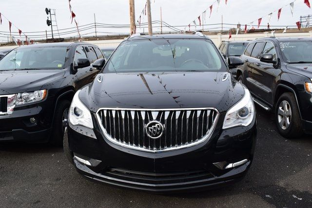 2017 Buick Enclave Leather Richmond Hill, New York 2