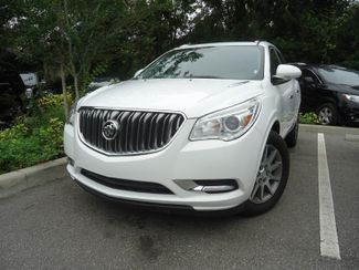 2017 Buick Enclave Leather. Panoramic SEFFNER, Florida