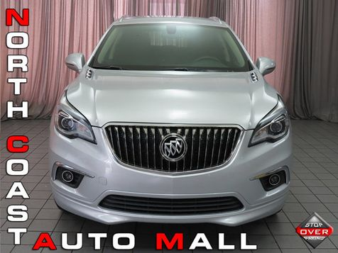 2017 Buick Envision Essence in Akron, OH